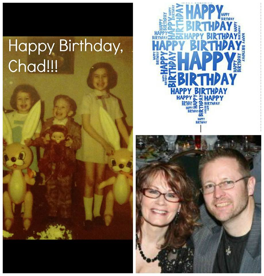 Happy Birthday Chad Terrell Clinic