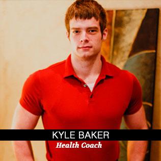 Terrell Clinic's Kyle Baker, Health Coach